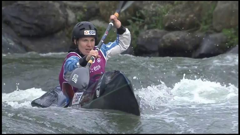#ICFwildwater & Extreme Slalom 2017 Canoe World Championships Pau France - Highlights