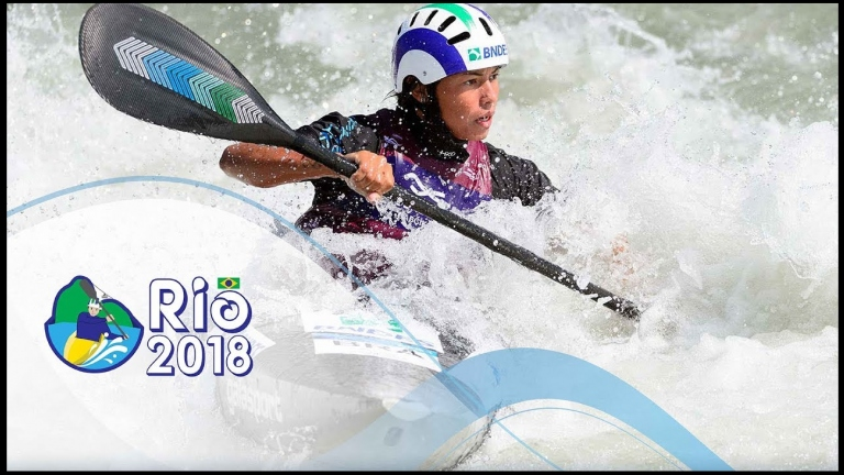 Highlights / 2018 ICF Canoe Slalom World Championships Rio Brazil