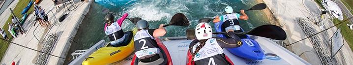 ICF Extreme Canoe Slalom