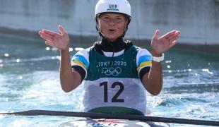 Tokyo 2020 Olympics Viktoriia US