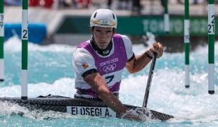 Tokyo 2020 Olympics Ander ELOSEGI