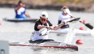 2021 ICF Paracanoe World Cup & Paralympic Games Qualifier Anja ADLER