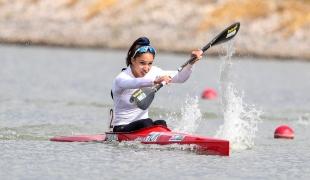 2020 ICF Canoe Sprint World Cup Szeged Hungary Anna LUCZ
