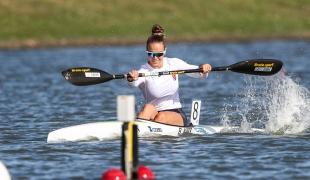 2020 ICF Canoe Sprint World Cup Szeged Hungary Blanka KISS