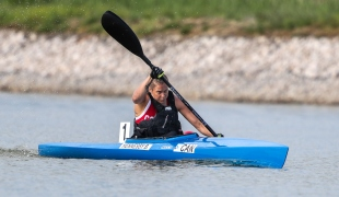 2021 ICF Paracanoe World Cup & Paralympic Games Qualifier Brianna HENNESSY