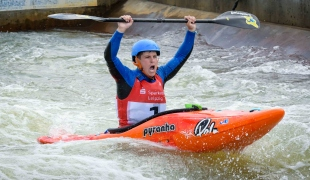 2019 ICF Extreme Canoe Slalom World Cup 4 Markkleeberg Etienne CHAPPELL