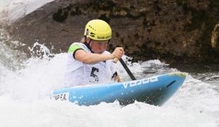 2021 ICF Canoe Slalom Junior & U23 World Championships Ljubjlana Eva Alina Hocevar