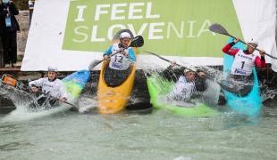 2020 ICF Canoe Extreme Slalom World Cup Ljubljana Slovenia Extreme Slalom