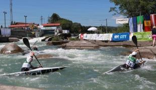 2021 ICF Canoe Slalom Junior & U23 World Championships Ljubjlana France U23 K1 Womens Team