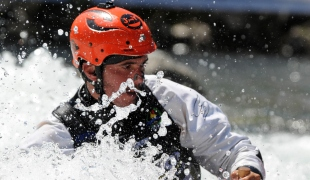 2018 ICF Canoe Freestyle World Cup 1 Sort Spain Day 3