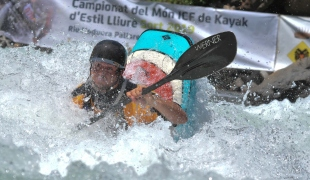 2018 ICF Canoe Freestyle World Cup 1-2 Sort Spain Day 5