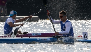 2018 Youth Olympic Games Buenos Aires Argentina KISS Adam HUN - ROSSI Valentin ARG