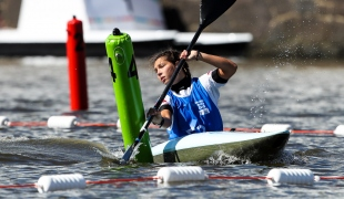 2018 Youth Olympic Games Buenos Aires Argentina LUKNAROVA Emanuela SVK