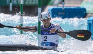 Tokyo 2020 Olympics Hannes AIGNER