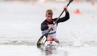 2021 ICF Canoe Sprint World Cup Szeged Jacob SCHOPF
