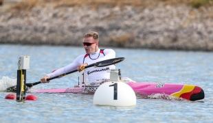2020 ICF Canoe Sprint World Cup Szeged Hungary Jakob Ronald KURSCHAT