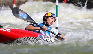 2019 ICF Canoe Slalom World Cup 4 Markkleeberg Jessica FOX