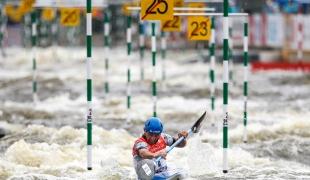 2021 ICF Canoe Slalom World Cup Prague Jiri PRSKAVEC