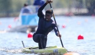 2021 ICF Canoe Sprint World Cup Barnaul Joaquim LOBO
