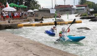 2021 ICF Canoe Slalom Junior & U23 World Championships Ljubjlana K1 Junior Men