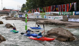 2021 ICF Canoe Slalom Junior & U23 World Championships Ljubjlana K1 Junior Women