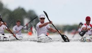 2021 ICF Canoe Sprint World Cup Szeged K1 Men 5000m