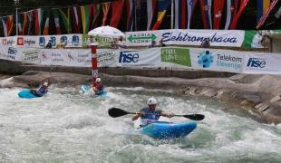 2021 ICF Canoe Slalom Junior & U23 World Championships Ljubjlana K1 U23 Men