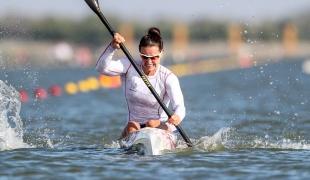 2020 ICF Canoe Sprint World Cup Szeged Hungary Lea JAMELOT