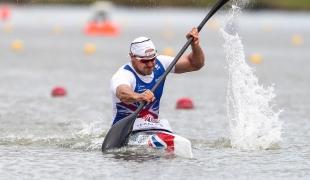 2021 ICF Canoe Sprint World Cup Szeged Liam HEATH