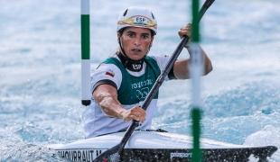 Tokyo 2020 Olympics Maialen CHOURRAUT