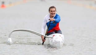 2021 ICF Paracanoe World Cup & Paralympic Games Qualifier Mariia NIKIFOROVA