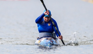 2021 ICF Paracanoe World Cup & Paralympic Games Qualifier Maryna MAZHULA
