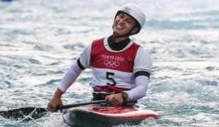 Tokyo 2020 Olympics Nadine WERATSCHNIG