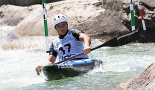 2021 ICF Canoe Slalom Junior & U23 World Championships Ljubjlana Naja Pinteric