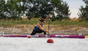 2020 ICF Canoe Sprint World Cup Szeged Hungary Nevin HARRISON
