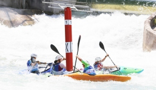 2021 ICF Canoe Slalom Junior & U23 World Championships Ljubjlana Sara Globokar