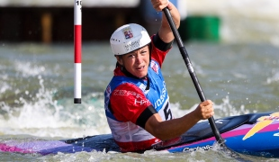 2019 ICF Canoe Slalom World Cup 4 Markkleeberg Stefanie HORN