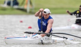 2021 ICF Paracanoe World Cup & Paralympic Games Qualifier Steven HAXTON