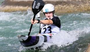 2021 ICF Canoe Slalom Junior & U23 World Championships Ljubjlana Zala Zanoskar