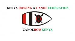 Kenya Rowing and Canoe Federation logo