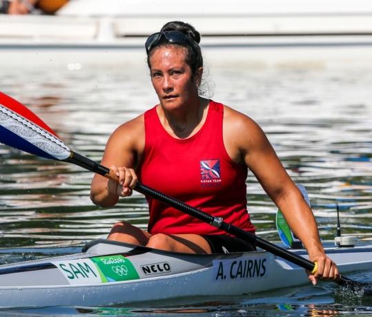 Anne CAIRNS