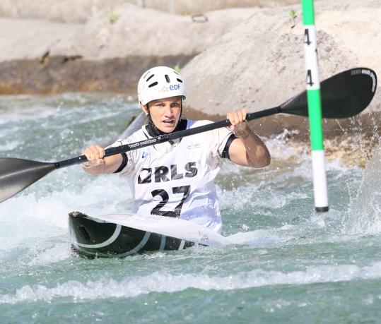 2021 ICF Canoe Slalom Junior & U23 World Championships Ljubjlana Coline Charel