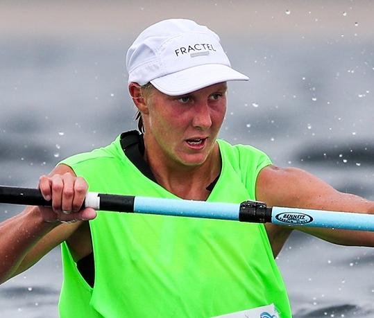 Danielle McKENZIE New Zealand ICF Canoe Kayak Ocean Racing