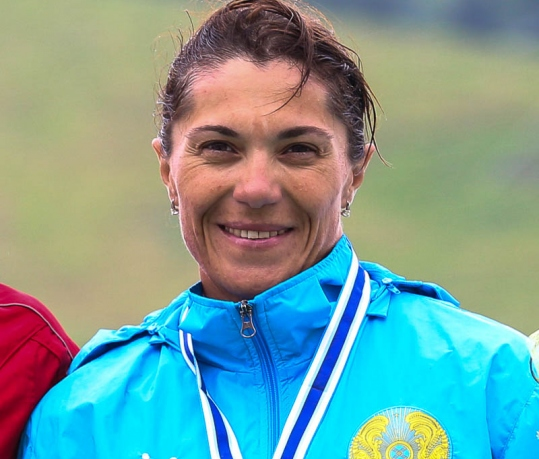 Natalya Sergeyeva (KAZ)