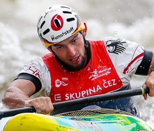 Stefan HENGST Germany ICF Canoe Kayak Extreme Slalom