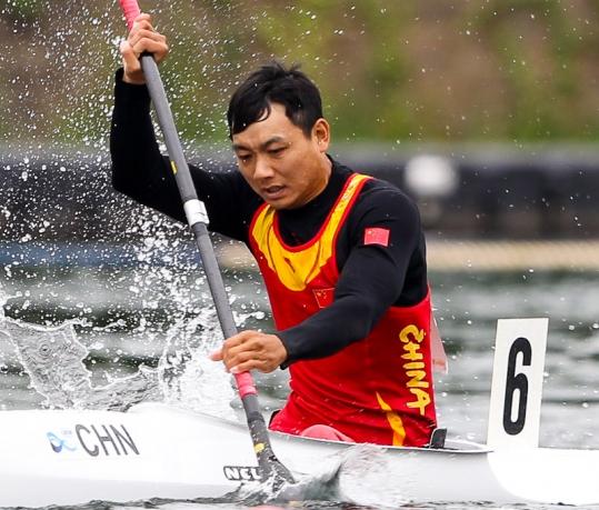 Xiaowei Yu (CHN)