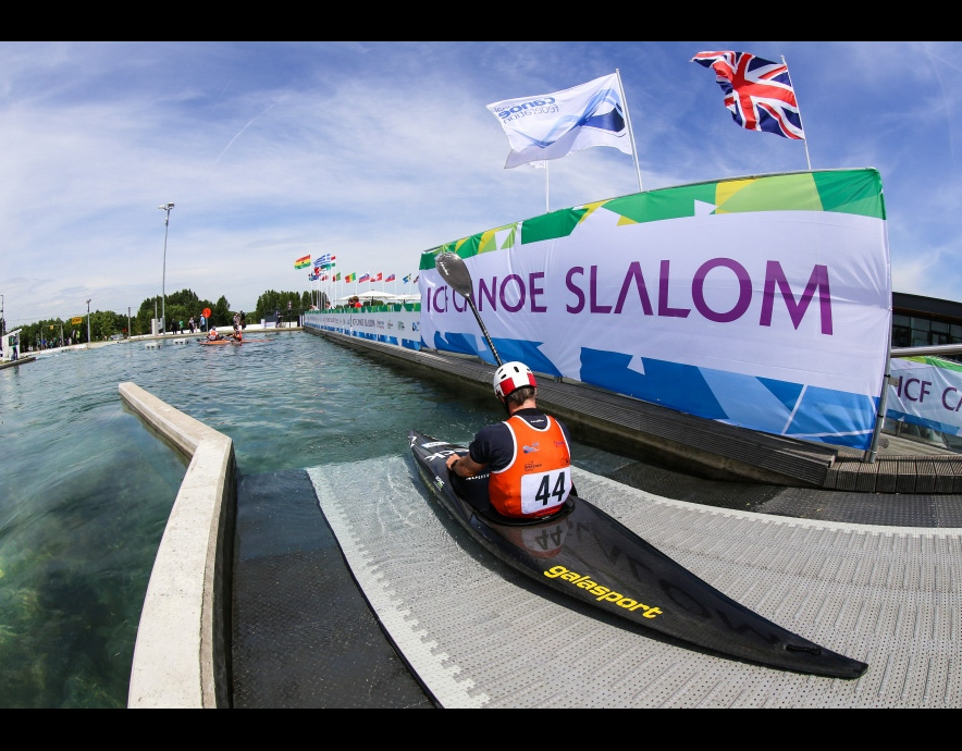 2015 ICF Canoe Slalom World Championships, London, England