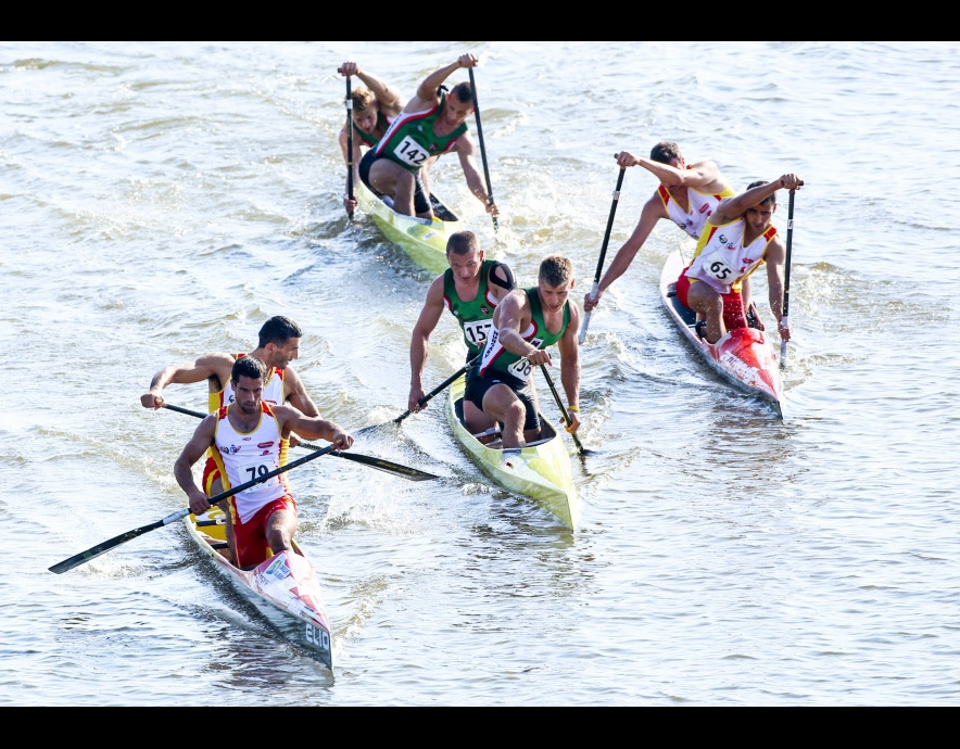 2014 ICF Canoe Marathon World Championships, Oklahoma, USA