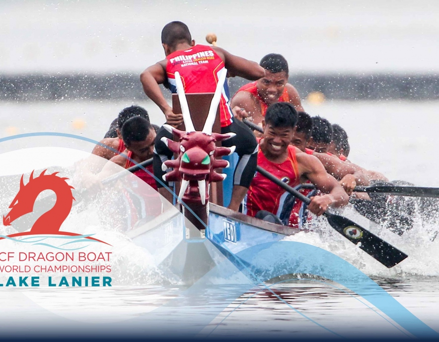 2018 ICF Dragon Boat World Championships Lake Lanier Georgia United States America