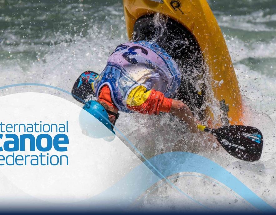 2018 ICF Canoe Freestyle World Cup 1 & 2 Sort Spain